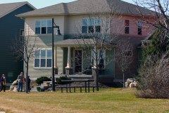 Homes Along Margene Park