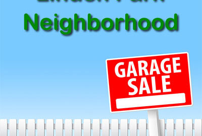 Linden Park Neighborhood Garage Sales