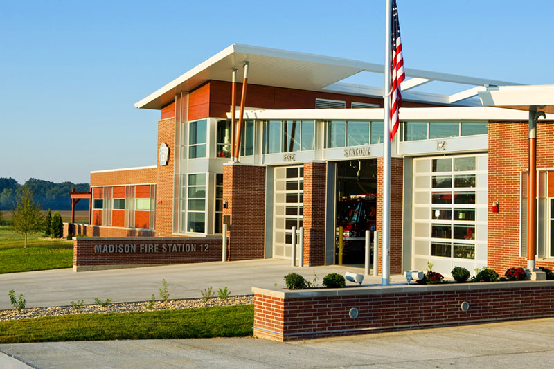 Madison Fire Station 12