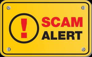 City of Madison Scam Alert
